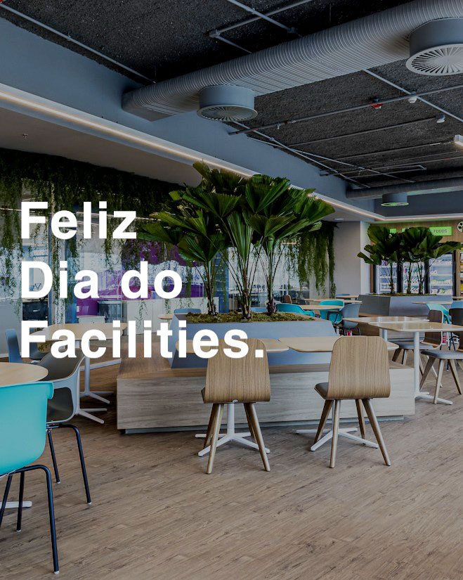Feliz Dia do Facilities.