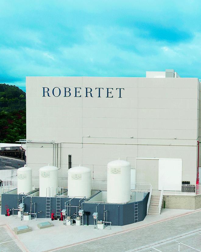 Robertet: uma fábrica com cheiro de modernidade